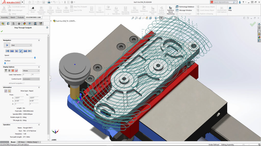 SOLIDWORKS Machinist